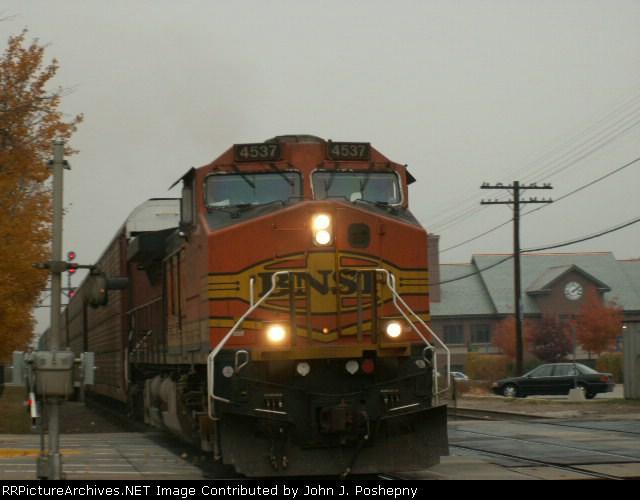 BNSF 4537