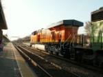 BNSF 7632