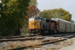 CSX 8772 HLCX 6256