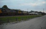 T112 meets Amtrak 91