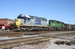 Coal train for the CSS&SB