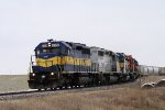 Westbound DME Freight
