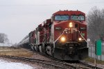 Eastbound CP Loaded Ethanol