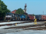 Waiting To Leave