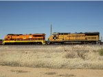 AZER 4000 and 4007 at Bowie, AZ