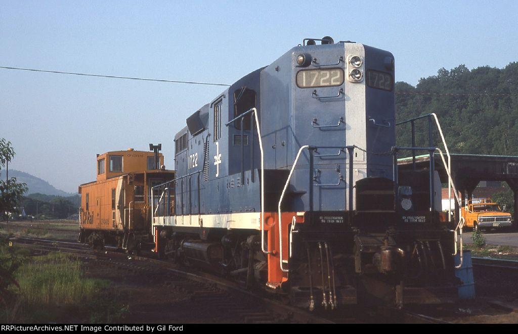 B&M 1722(GP-9)
