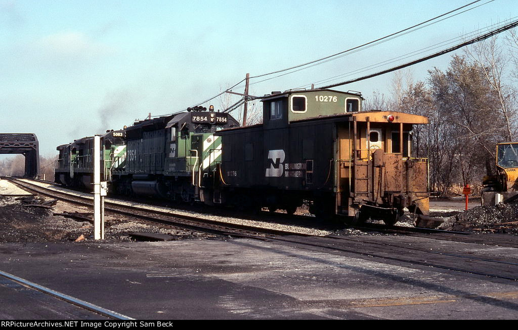 BN 10276, 7854, 5083, and 5128