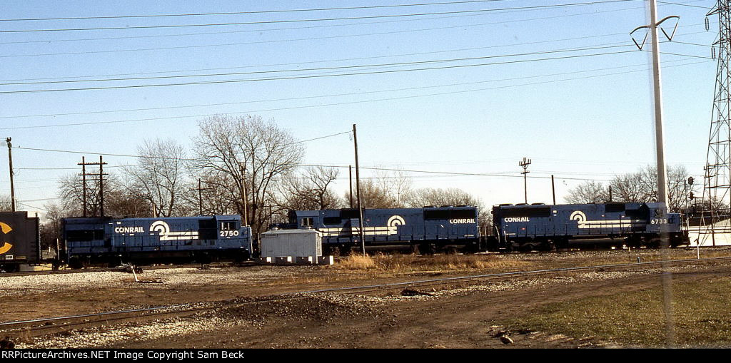 CR 2750, 6734, and 6733