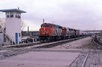 CN 9401 and GTW 6409