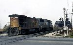CSX 5535 and 8523