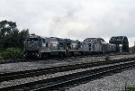 CSX 5742, 5823, and 1726 on CW94