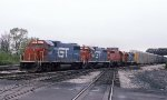 GTW 5827, 5806, 6418, and 5832 on #392
