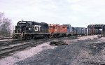 GTW 5844, 6221, and 5801 on #392