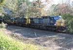 K781 rock train to Defuniak Springs, Fl