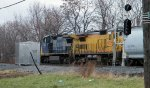 CSX NB Manifest @ CP T