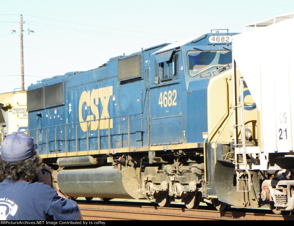 CSXT 4682