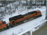 BNSF in the snow (2)