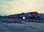 BNSF 8249, BNSF 7507 & FXE 4048