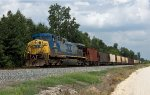 CSX K706 Northbound