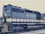 SR 3170 SD40-2