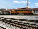 BNSF Pushing Coal East towards Chattanoga