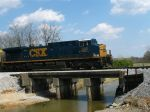 CSX 562 Heading South near Wilson Morgan Park