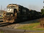 Mixed Freight Heading East to Atlanta