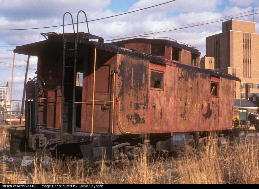 NYSW Caboose