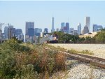 METX 204 and the Chicago Skyline