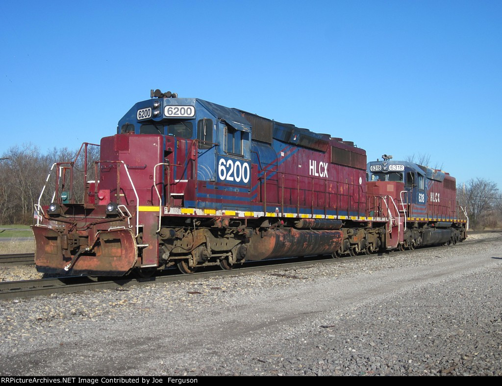 HLCX 6200 and 6318