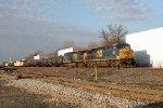 CSX 583 on Q-417