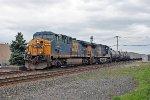 CSX 575 on Q-417