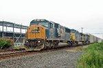 CSX 8758 on Q-268