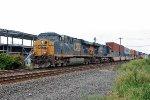 CSX 5482 on Q-114