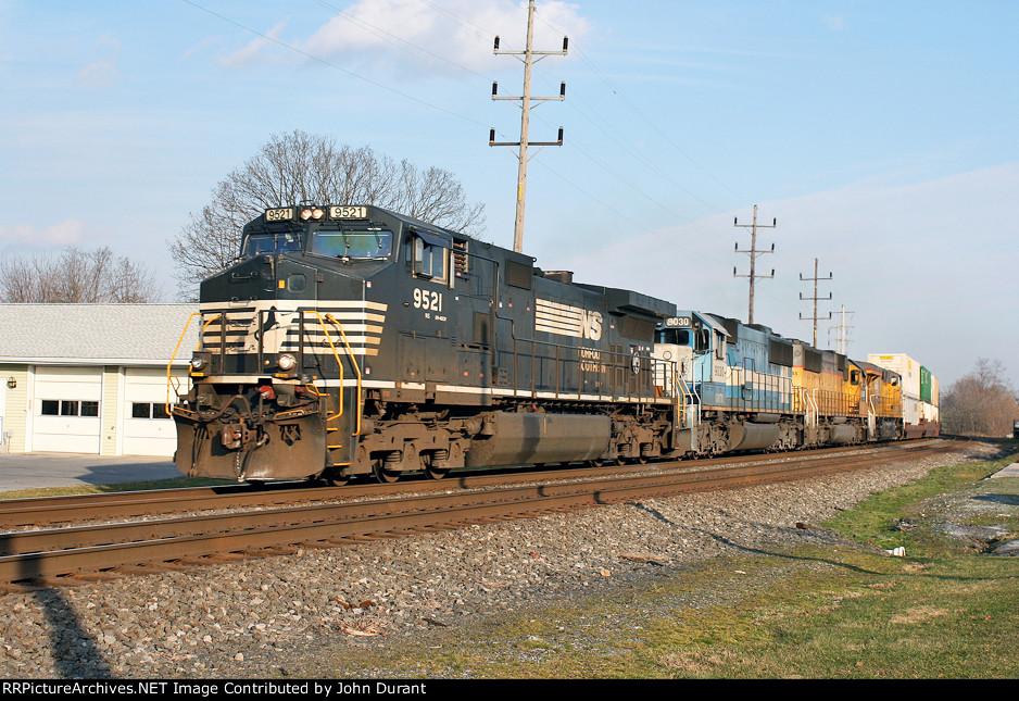 NS 9521 on 213