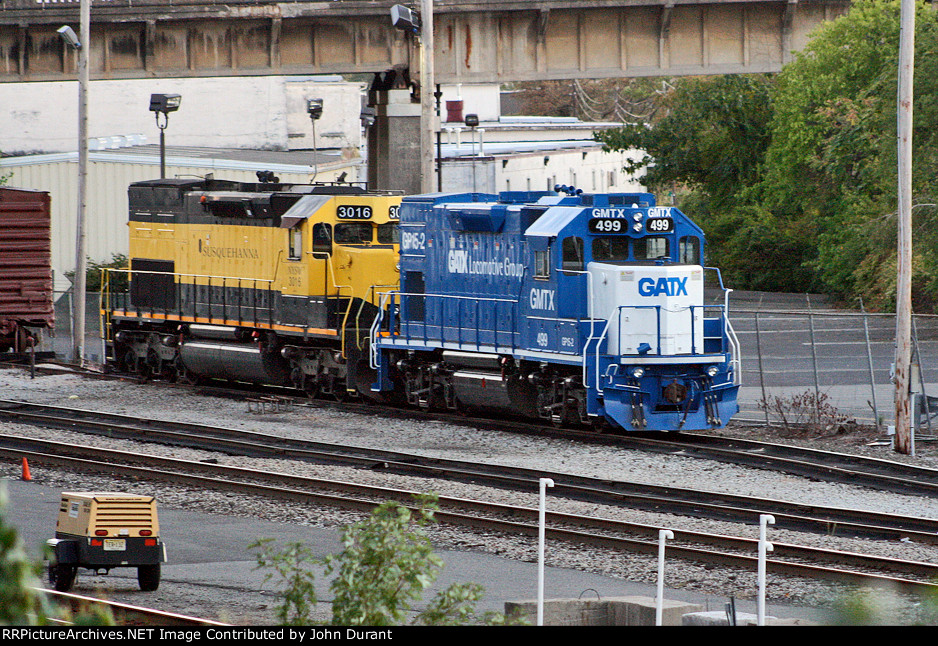 GMTX 499 and NYSW 3016