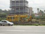CPTM´s CAT Car Sits in Pinheiros Yard