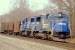 Conrail Mixed Freight