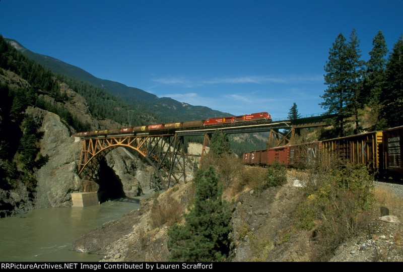 CP 9655 Cisco Bridge, BC