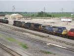 CSX 9002, 5359, and 474