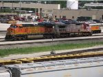 BNSF 5273 and 943