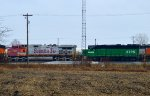 BNSF 622 and 2725