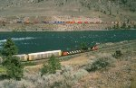 CN 2297 Spences Bridge, BC