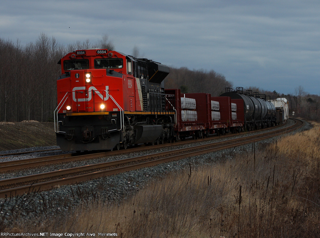 CN 373 at Mile 260 Kingston Sub