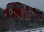 CP 8927 trailing on 140