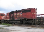 CP 6057 in St. Luc yard.