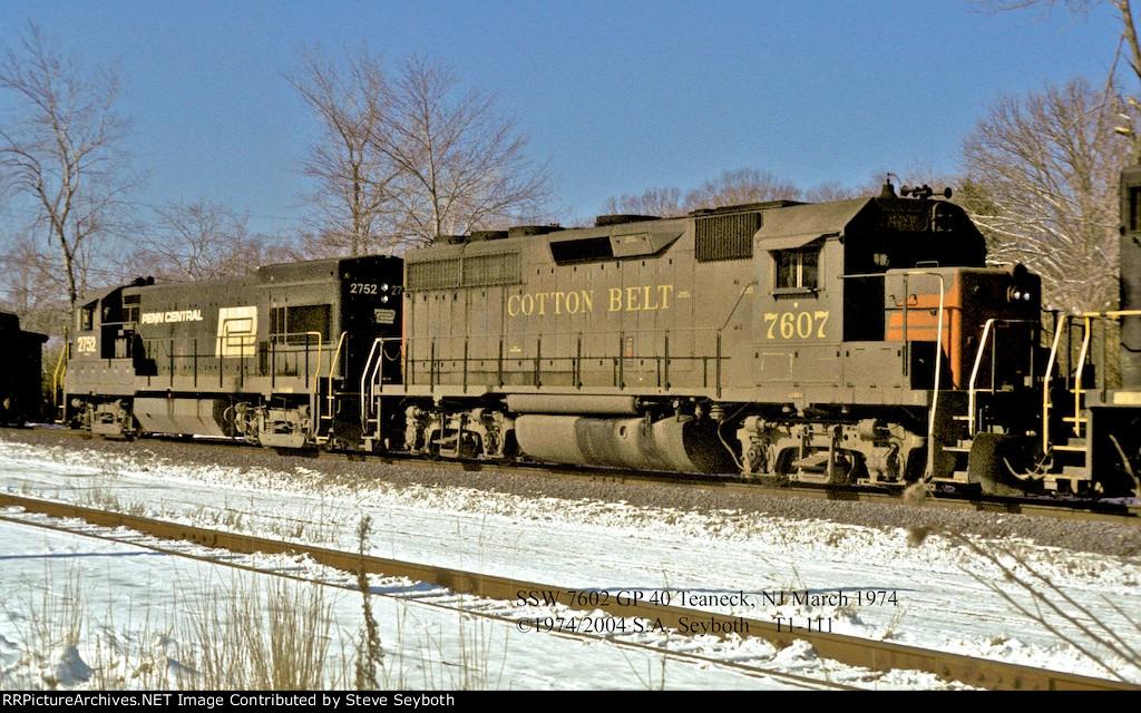 SSW 7607 River Line