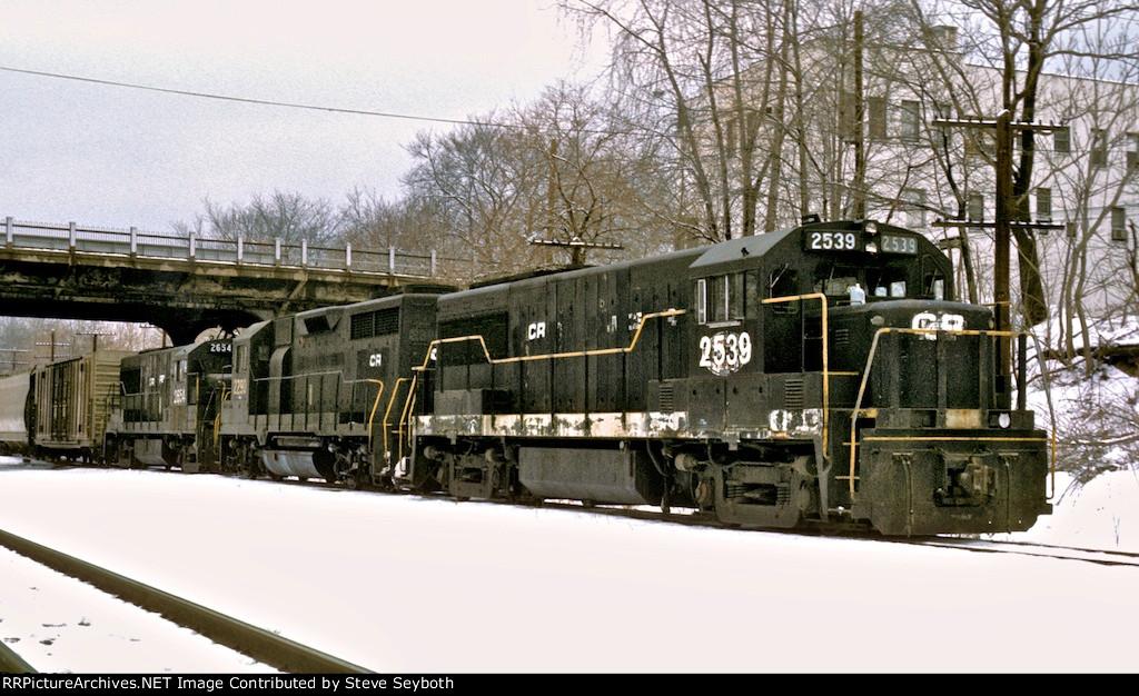 CR 2539 CP10 River Line