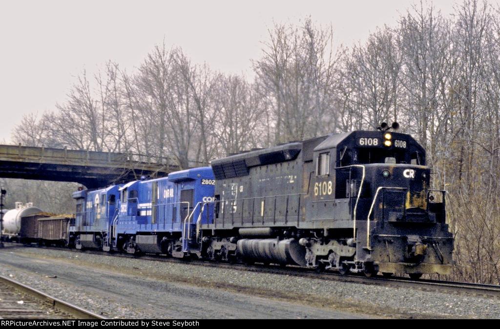 CR 6108 CP10 River Line