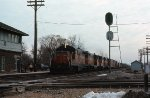 MILW 988 Leading Freight at Rondout IL